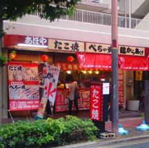 【飲食店】大阪府大阪市のたこ焼き屋さん。リニューアルに伴い看板制作。